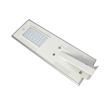 Factory direct sale high lumen outdoor Ip65 30w 40w 50w 60w solar led street light
